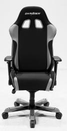 židle DXRACER OH/KS11/NG látková sleva č. 1017 kancelárská stolička