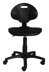 pracovní stolička FLASH - BZJ 017 light