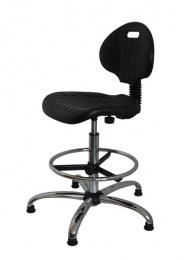 pracovní stolička FLASH - BZJ 017H A S