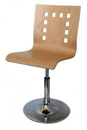 stolička WOOD - BZJ 2023