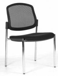 stolička OPEN CHAIR 10 - kostra chrom, bez podrúčok
