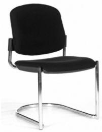 stolička OPEN CHAIR 40 - kostra chrom, bez podrúčok