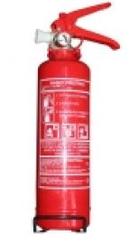 Hasicí přístroj práškový P1 Ce, náplň 1 kg