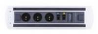 Elektrifikácia Vault BTCZ 003 - Zásuvky priamo na vašom stole