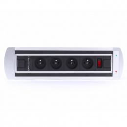 Elektrifikácia Vault BTCZ 010 - Zásuvky priamo na vašom stole