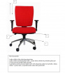 stolička FRIEMD BZJ 391