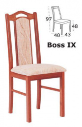 stolička BOSS 9
