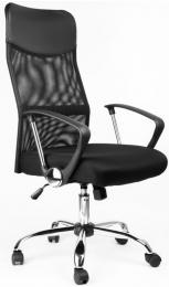 kancelárska stolička PREZIDENT čierny