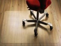 BEAN BAG Podložka pod židli 140x100cm mléčná farba