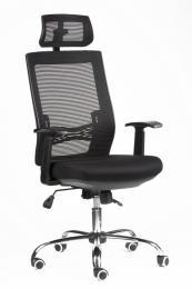 stolička MARIKA YH-6068H čierna