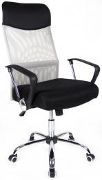 kancelárska stolička PREZIDENT šedý