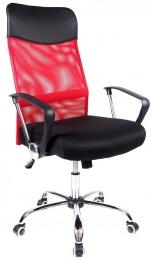 kancelárska stolička PREZIDENT červený