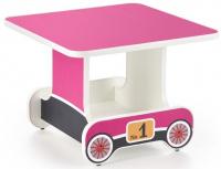 Detský stôl LOKOMO růžový