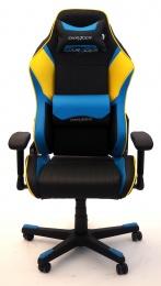 židle DXRACER OH/DE35/NYB sleva č. 1014 kancelárská stolička