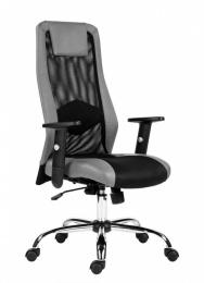 Mercury kancelárska stolička SANDER šedá