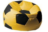 sedací vak Euroball veľký, SK5-SK3 žlto-čierný zľava č. A1167S.sek
