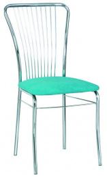 stolička 73 chróm
