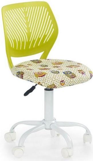 022b943e6bdf Dětská židle BALI zelená halmar. Kľúčové vlastnosti stoličky