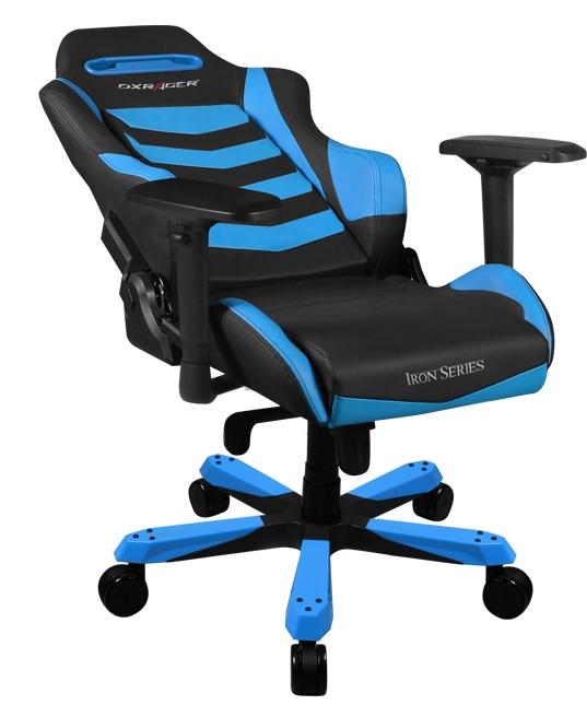 Kľúčové vlastnosti stoličky DXRacer OH IS166 NB - Silný vnútorný oceľový  rám 9c87b789d44