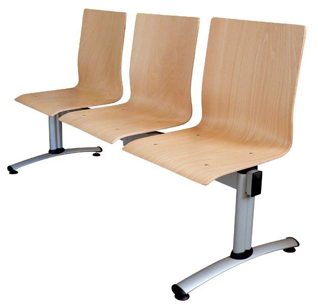 lavice, multisedák DIMP 3, 3 místná