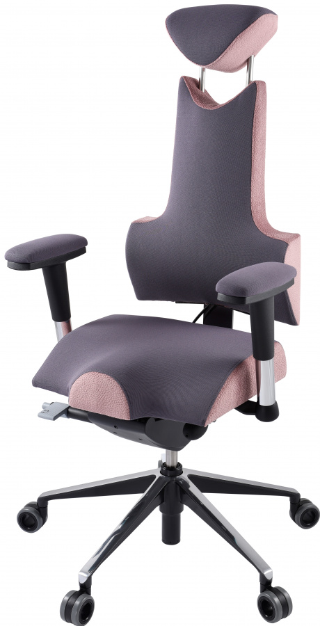 PROWORK terapeutická stolička THERAPIA ENERGY S COM 1510, čierná