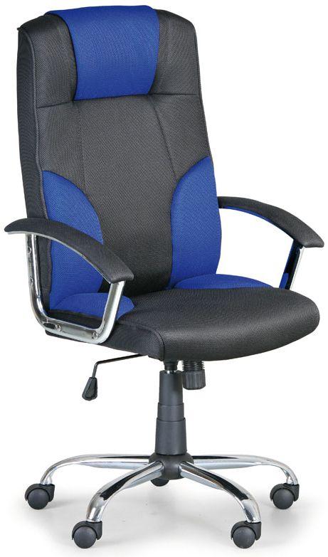 ANTARES kancelárske kreslo MIAMI modrá-čierna