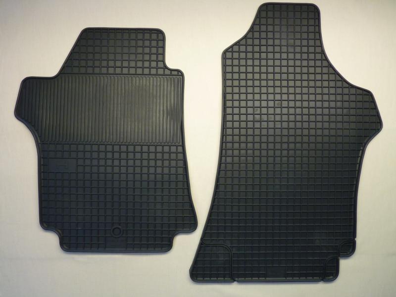 GUMÁRNY ZUBŘÍ Koberce gumové Hyundai H 1-2008-2 díly