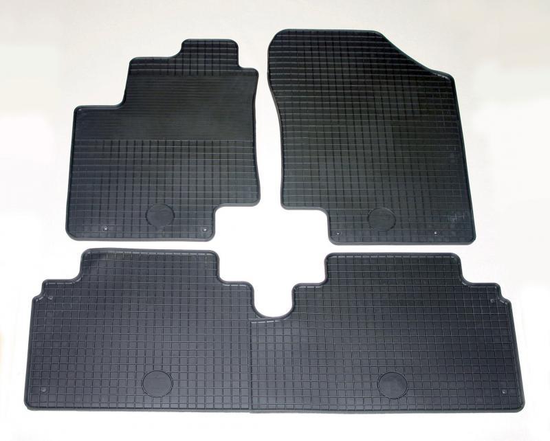 GUMÁRNY ZUBŘÍ Koberce gumové Hyundai iX 20 2010