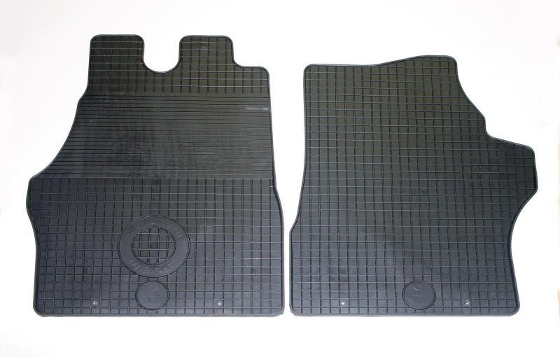 GUMÁRNY ZUBŘÍ gumové koberce Mercedes VITO (W638) (1995-2003 č.211459