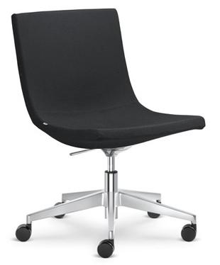 LD SEATING Kancelárske kreslo MOON-PRA-F40-N6