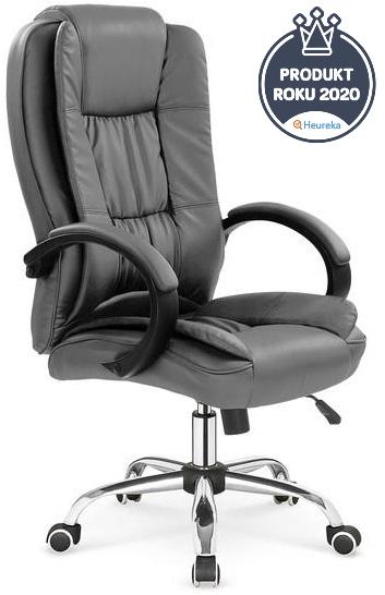 HALMAR Kancelárské kreslo RELAX šedé