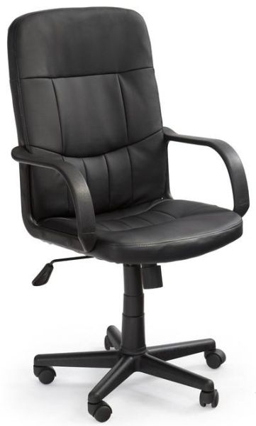 HALMAR kancelárské kreslo DENZEL čierne