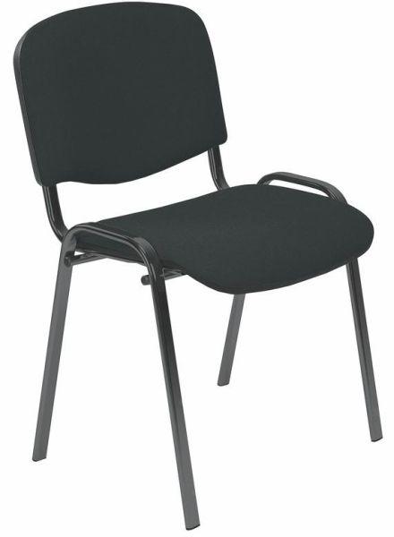 HALMAR konferenčná stolička ISO C11-čierna