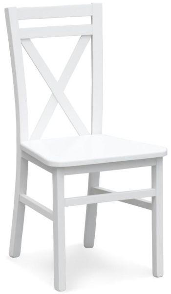 HALMAR Jedálenská stolička DARIUSZ 2 biela