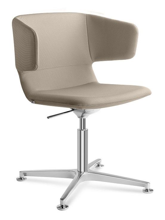 LD SEATING konferenčné kreslo FLEXI/P-PRA, F60-N6