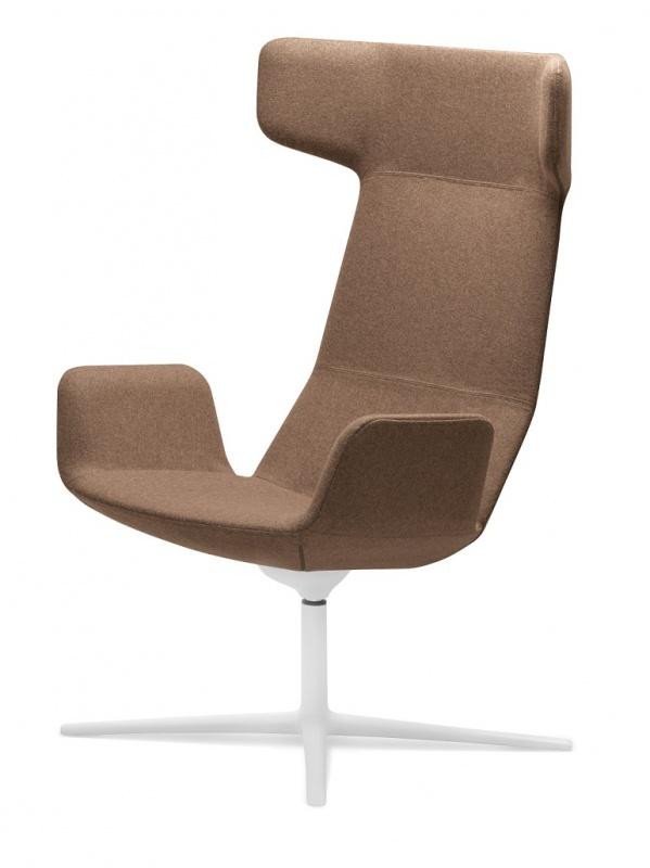 LD SEATING Designové reslo FLEXI/XL-BR, F27-N0