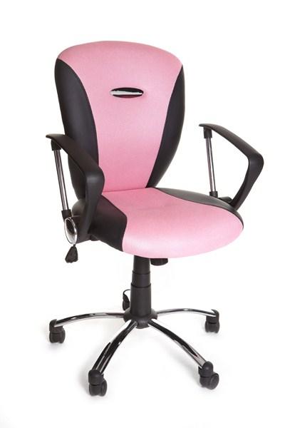 3573458f04613 stolička Matizek BLACK čierna, SLEVA 32S - Detské stoličky M