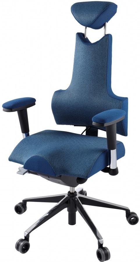 PROWORK terapeutická stolička THERAPIA ENERGY M COM 2510, čierná