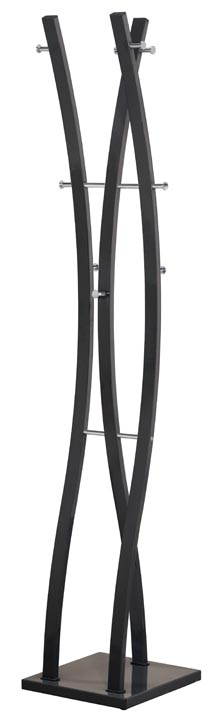 HALMAR vešiak W50 čierny