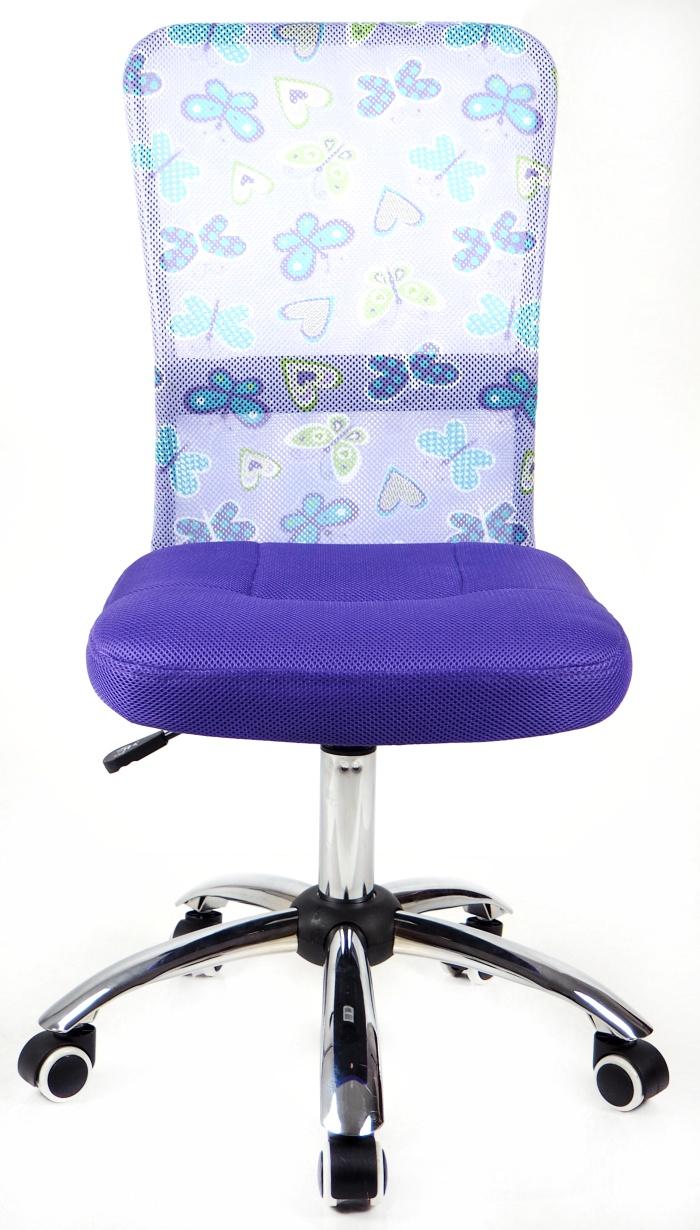 204538e72b33e Mercury Detská stolička DINGO - farba fialová - Detské sto