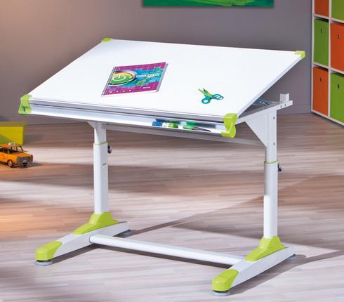 HALMAR Detský rastúci písací stôl Collorido