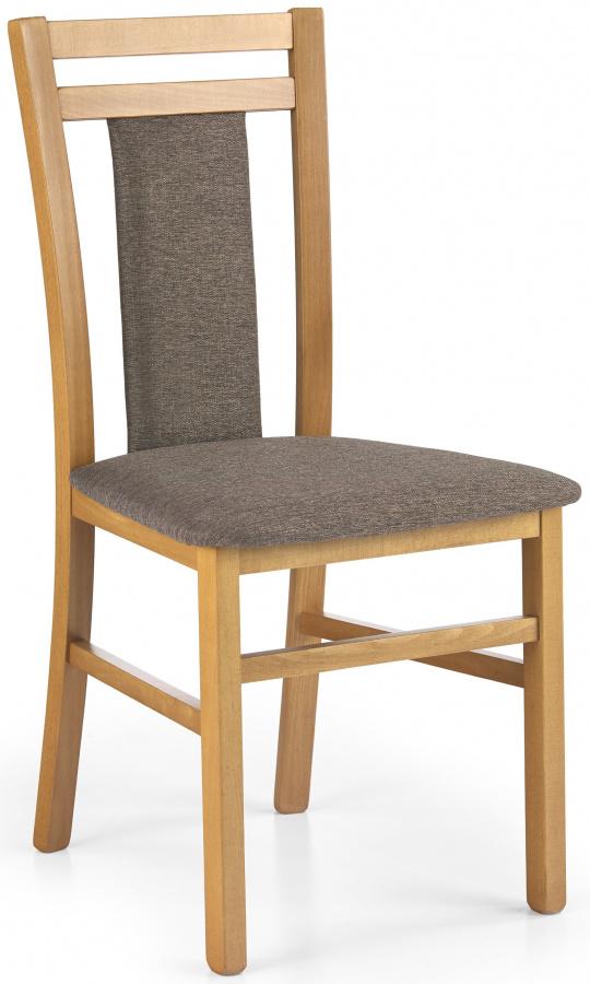 HALMAR Jedálenská stolička HUBERT 8 jelša/609