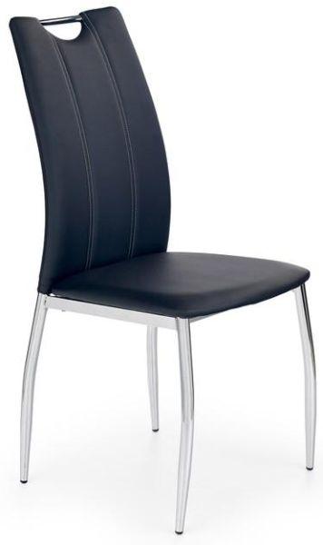 HALMAR Jedálenská stolička K187 čierna