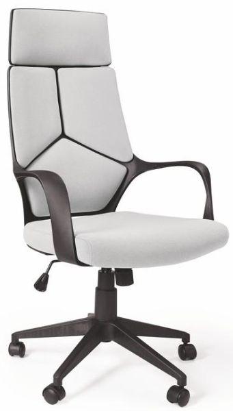 HALMAR kancelárské kreslo VOYAGER šedo-čierné