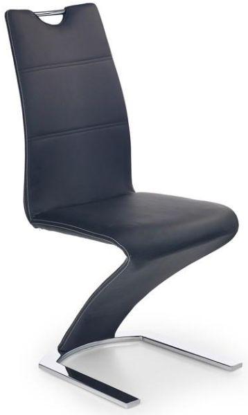 HALMAR Jedálenská stolička K188 černá