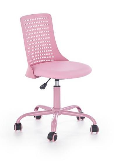592fd093897c HALMAR - detská stolička PURE ružová. Zpět Tisk · servis plus · Dotaz na  prodejce