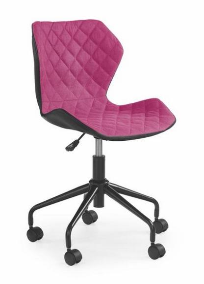 482efd9ed7ac Detská stolička MATRIX ružová - Detské stoličky HALMAR