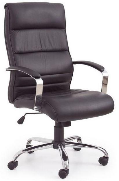 HALMAR kancelárské kreslo TEKSAS čierne
