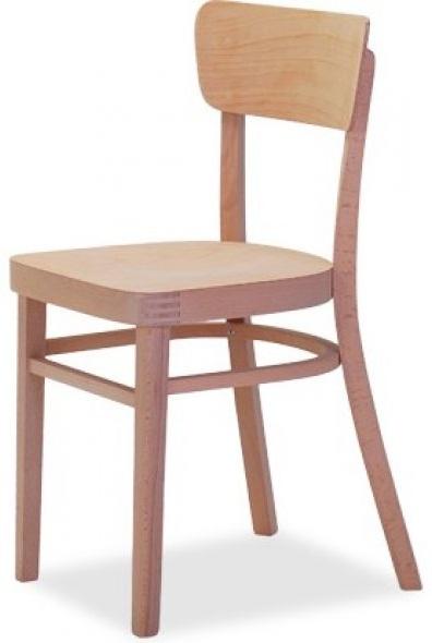 MI-KO jedálenská stolička NIKO masív