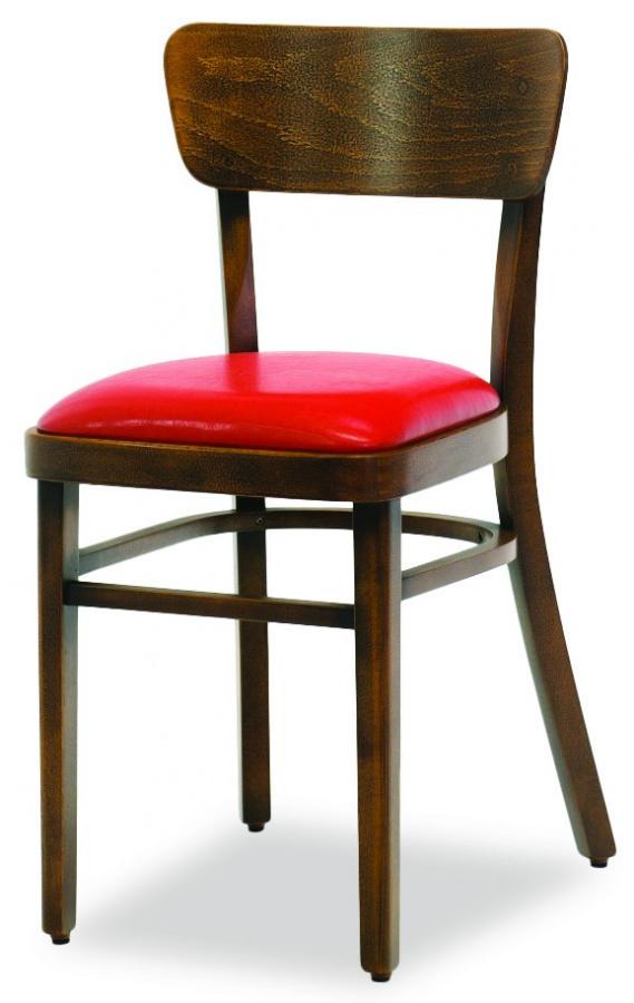322c93ccd2e4 stolička NIKO čalúnená - Drevená kostra